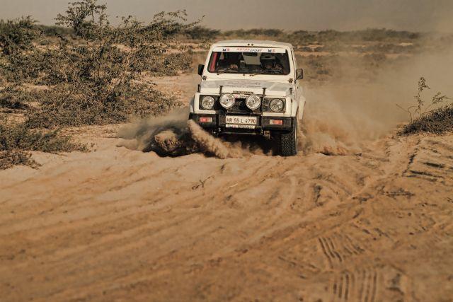Desert Storm, a ballad for the sands