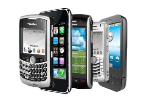 Global mobile phone sales declined in 2012