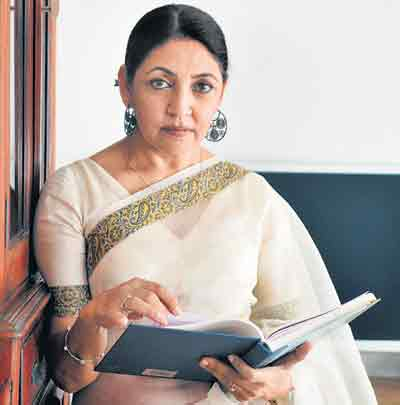 deepti naval address