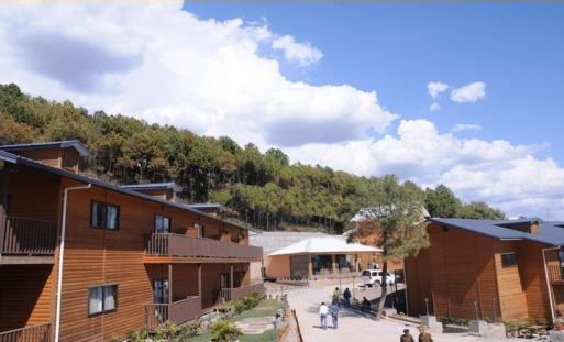 Himachal Govt On Sticky Wicket Over Hotel Pavillion Hill