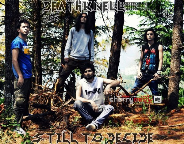Deathknell-first rock band in Himachal Pradesh