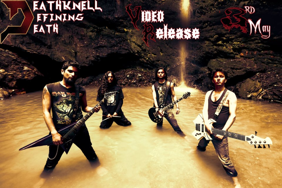Shimla-based rock band Deathknell to launch its official video on May 3
