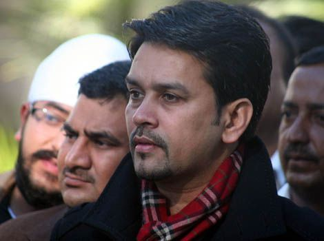 Himachal High Court Trashes Criminal Case Against Anurag Thakur