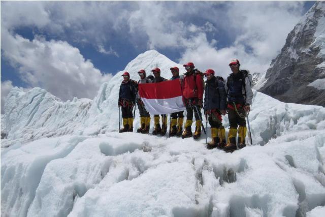 Sanawar Everest Team