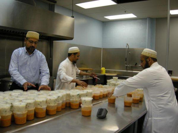 Bohra Community Kitchen -Food Distribution