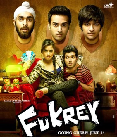 Fukrey When dreams sell for money (Movie Review)