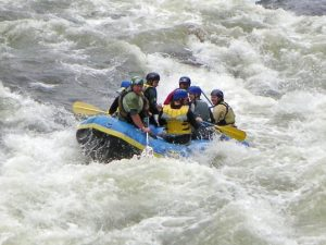 Himachal bans river rafting in Kullu