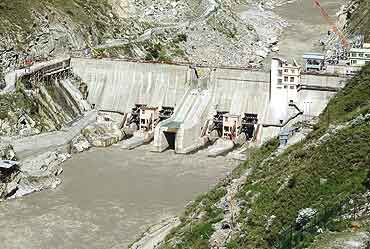 North India power hit as Himachal hydro plants shut