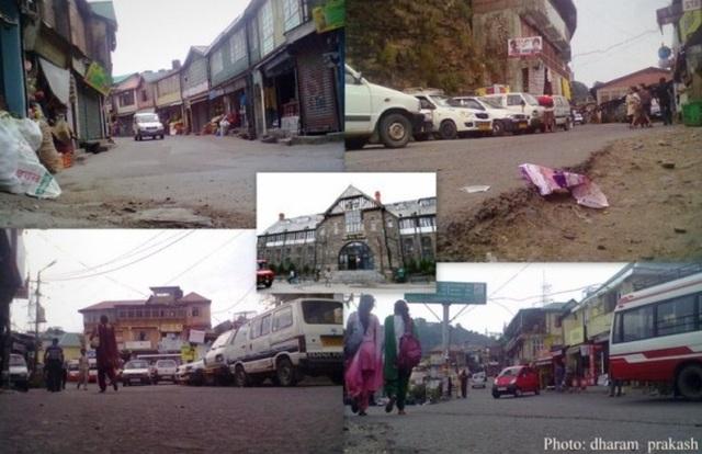 Shimla woes
