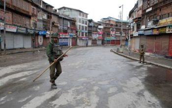 Curfew in Valley, Ramban, Jammu and Srinagar highway closed