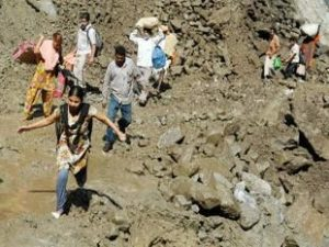 Debris in Kedarnath not cleared yet: NDMA