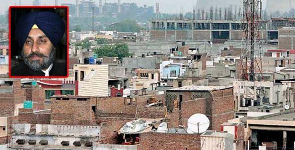 Punjab to regularise 5,000 illegal colonies