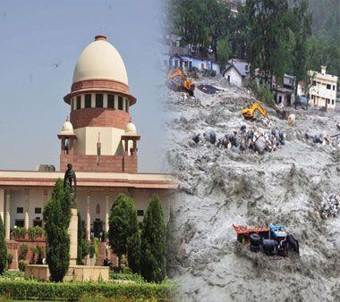 SC asks Uttarakhand to file affidavit on rescue work