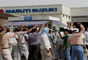 Villagers to oppose Maruti workers rally at Manesar