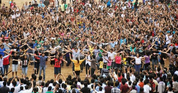 120 children to dance in flashmob for Uttarakhand