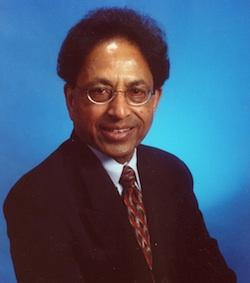 Indian American urologist Navin Shah