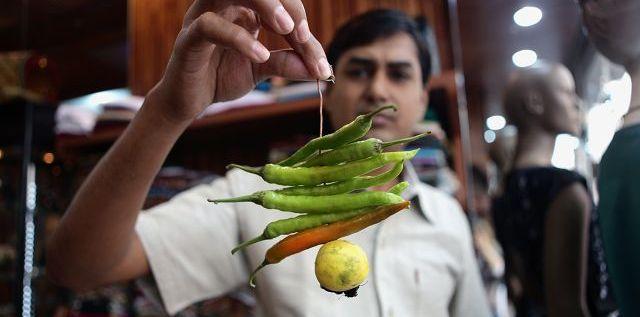 Lemon & Chili Totem