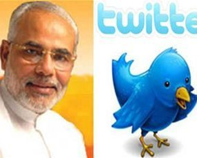 Modi tops popularity charts on social networking sites: Survey