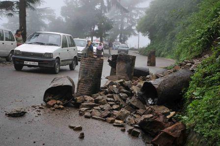 Rain damages mount
