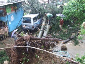 Rains cause Rs.2,892 crore loss to Himachal Pradesh