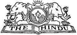 The Hindu Logo