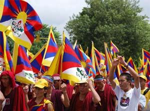 Tibet supporters from all over Asia to hold rally in Delhi