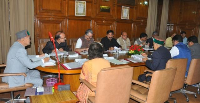 Cabinet meet