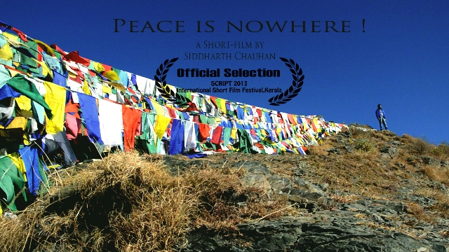 Peace is nowhere