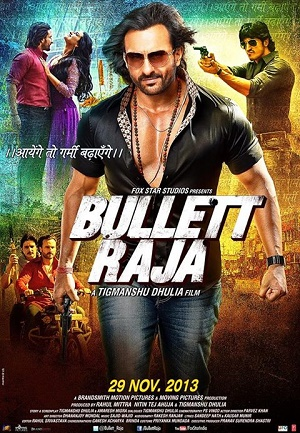 Bullet Raja:  A confused Sholay recast (Movie Review)