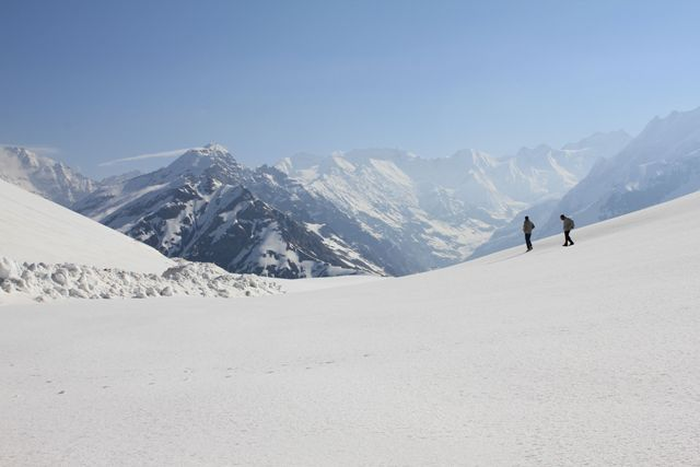 File Photo: Rohtang Pass by Sanjay Dutta