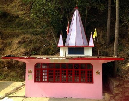 Swam Bhu Himeshwer Mahadev temple, Badagoan