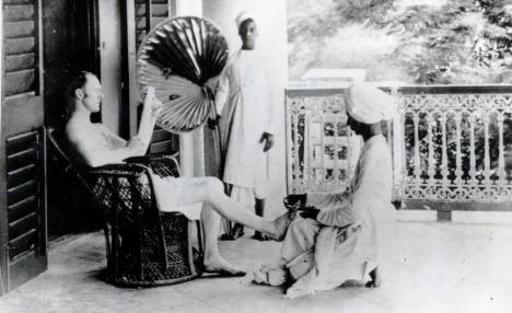 rise of British in India