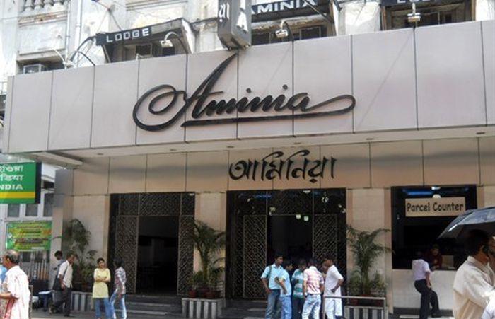 Aminia restaurant Kolkata