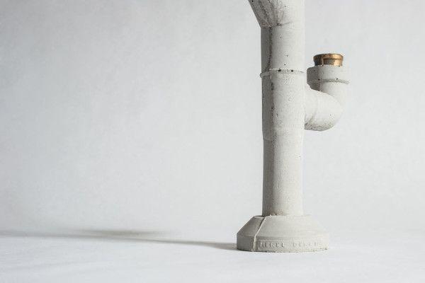 Plumbing pipes for candle holders_5