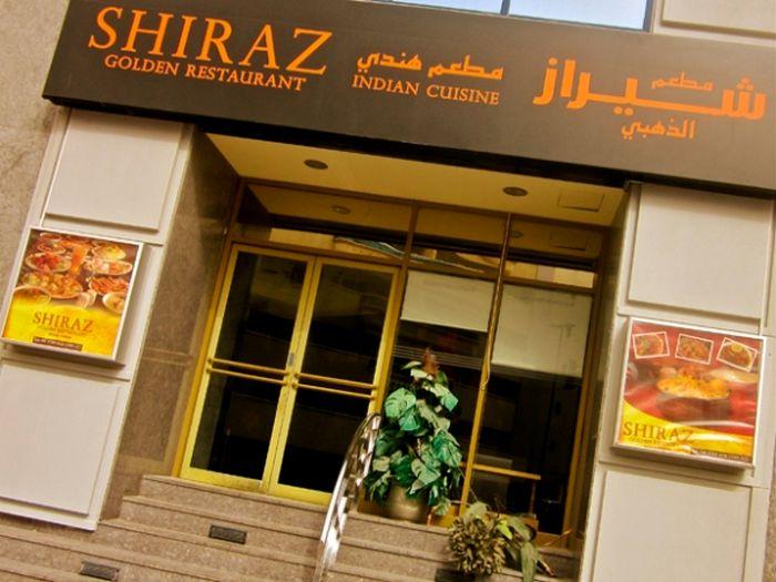 Shiraj—Golden Restaurant Kolkata