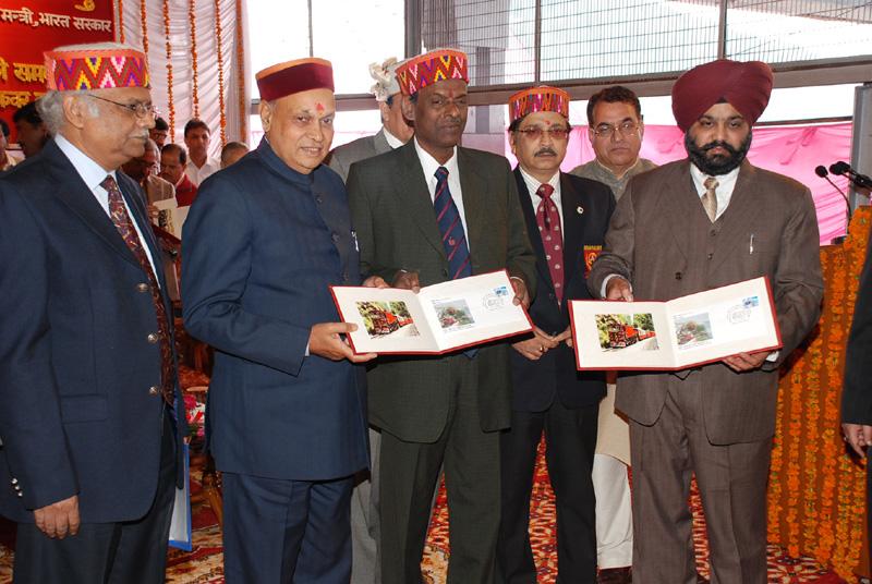 P K Dhumal, Shimla News, Himachal Pradesh News, UNESCO, Himachal Tourism News, Toy Train to Shimla
