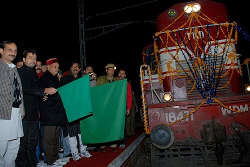 first daily jan shatabadi express in himachal