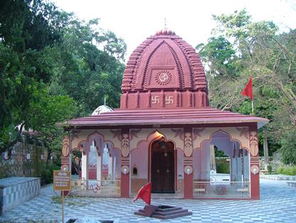 Lord Parshurama Temple at Shri Renuka Ji