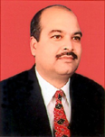 Animal Husbandry Minister Harsh Mahajan