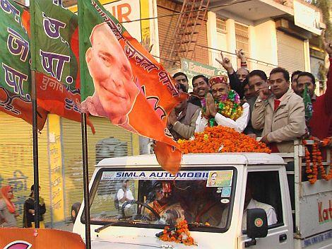 Dhumal thanks Hamirpur