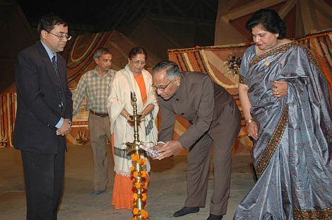 V.S. Kokje,  Governor, Himachal Pradesh