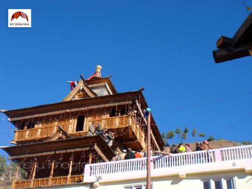 Chupaari Temple, Rohru, Shimla