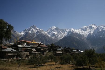 Name of Chinni Village was changed to Kalpa after the Chinese invasion of 1962