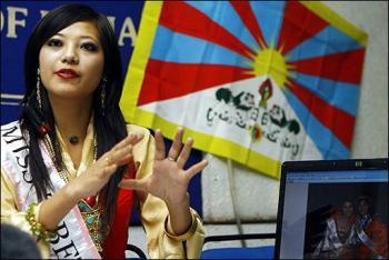 Miss Tibet 2006