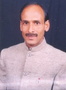 Ravinder Thakur, Himachal Pradesh Irrigation and Public Health Minister