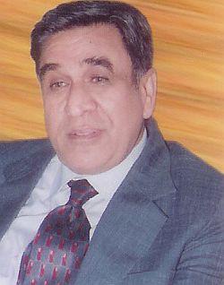 Jagdish Bhalla as the Chief Justice of Himachal Pradesh