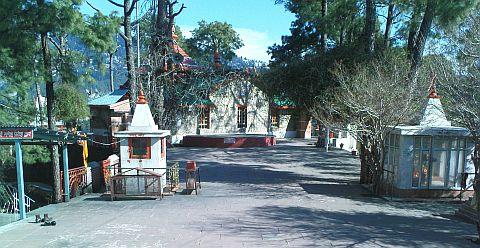 sankat mochan temple in shimla