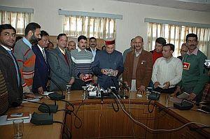 Himachal CM Releases Karnail Rana's VCD 'Bam Bam Bhole' at Dharamshala