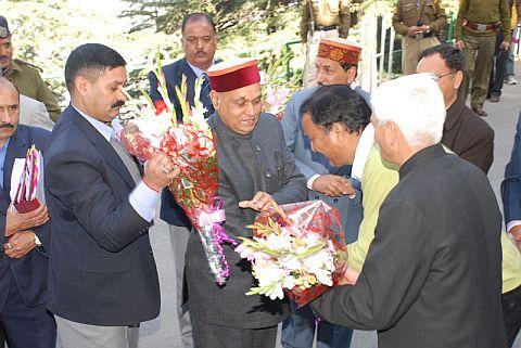 Himachal Budget Session