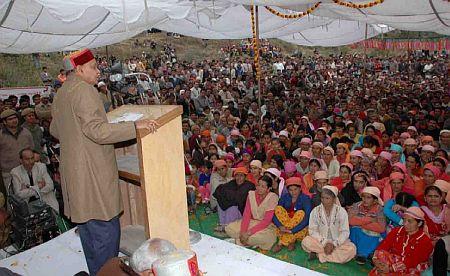 Himachal CM Dedicates 2 bridges to Poanta Sahib-1